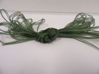 Forest Dark Green Sheer organza ribbon, 2, 10 or 25 metres roll, Double sided 3mm 9mm 15mm 25mm 40mm